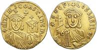 Theophilos (829-842). Solidus (3.92 g)